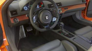 Artega GT interior