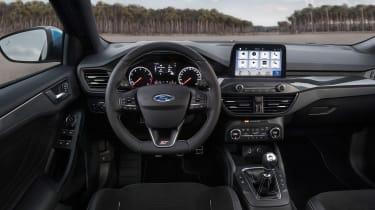 Ford Focus ST 2019 - dash