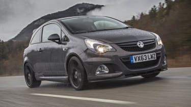 Vauxhall Corsa VXR Clubsport