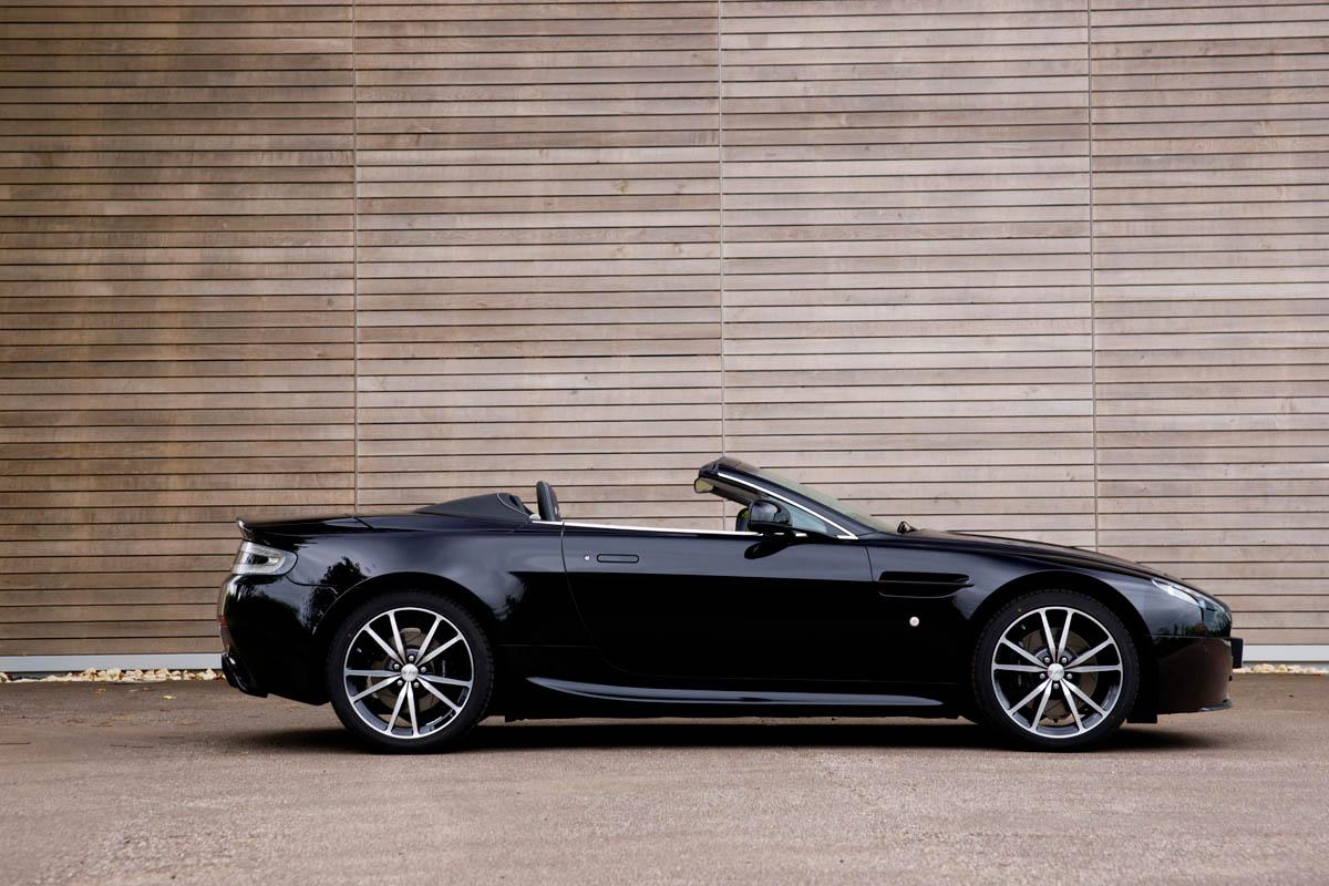 Aston Martin N420 Roadster Evo