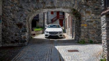 Mercedes-Benz E400 4Matic Cabriolet - Front