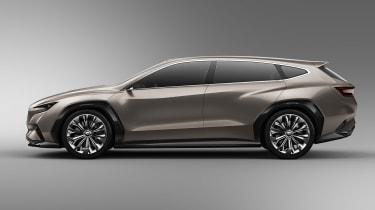 Subaru Viziv Tourer concept - profile