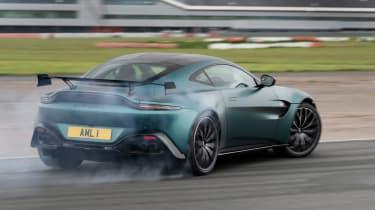 Aston Martin Vantage F1 Edition review