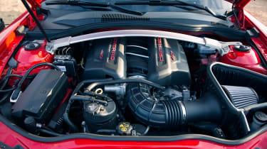 Chevrolet Camaro Z/28 - engine bay