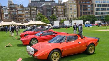 London Concours - Lancia