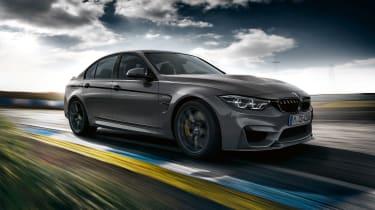 BMW M3 CS  - side