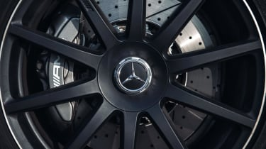 Mercedes-Benz S-class – wheels