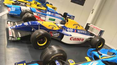 1993 Williams Renault FW15C