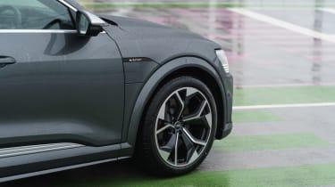 Audi e-tron S Sportback - wheel