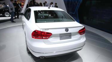 Volkswagen Passat Performance Concept rear