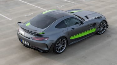 Mercedes-AMG GT R Pro review - rear