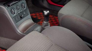Volkswagen Lupo GTI – gear lever
