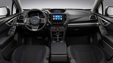 Subaru Impreza Hatch - dash