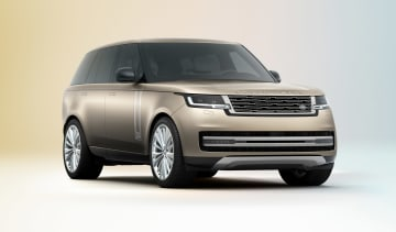 Range Rover MY22 – SWB front quarter