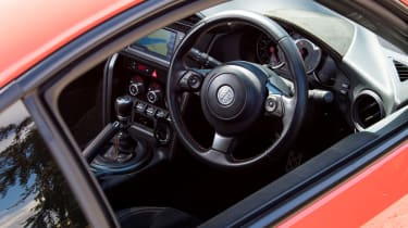 Toyota GT86 - steering wheel