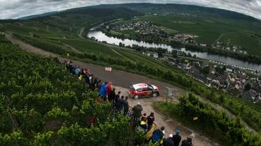WRC Rally Germany - Citroen