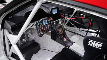 Toyota Supra GRMN - interior