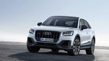 Audi SQ2 revealed