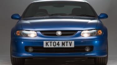 Vauxhall Monaro front
