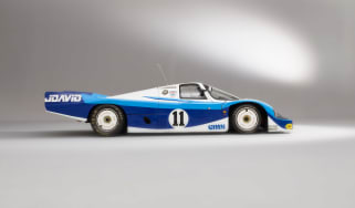 Porsche 956 Group C - profile