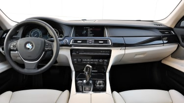BMW 7-series facelifted