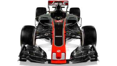 HAAS VF-17 front