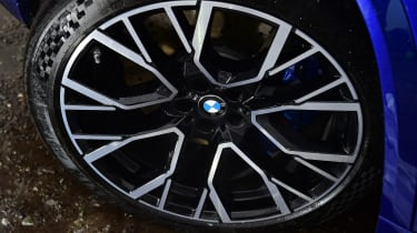BMW X5M Competition - wheels
