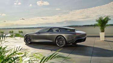 Audi Grand Sphere Concept – rear 3.4