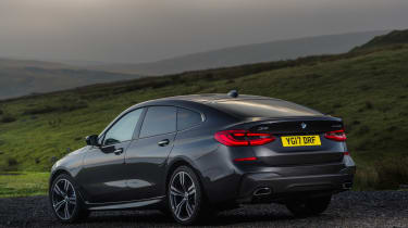 BMW 6-series GT 630d - rear quarter