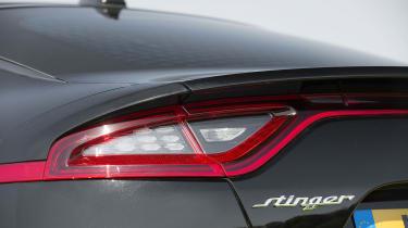 Kia Stinger GT-Line S diesel - Rear light