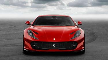 Ferrari 812 Superfast - front