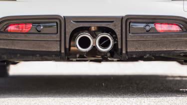 Mini John Cooper Works Challenge - Exhaust