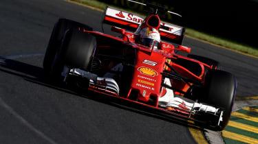 Ferrari 2017 F1
