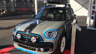SEMA 2017 - BMW Mini Countryman