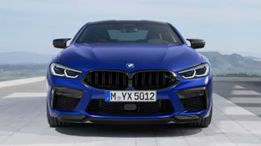 BMW M8 Competition - nose