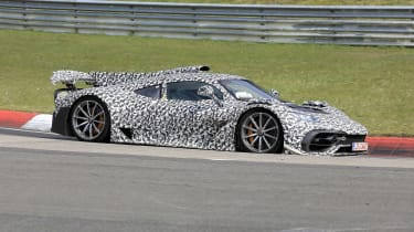 Mercedes-AMG Project One – side