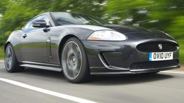 Jaguar XKR 75 coupe