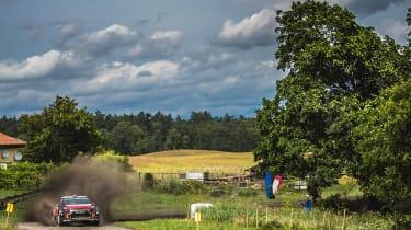 WRC round 9 - Rally Poland