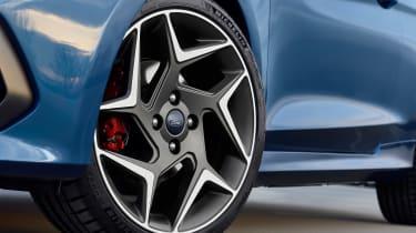 2017 Ford Fiesta ST - wheel