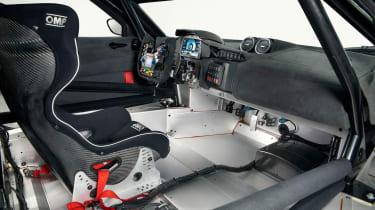 Lotus Evora GT4 Concept - dash
