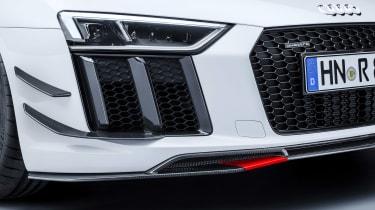 Audi performance parts - R8 front detail