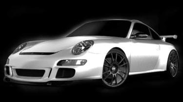 OZ Racing Porsche 911