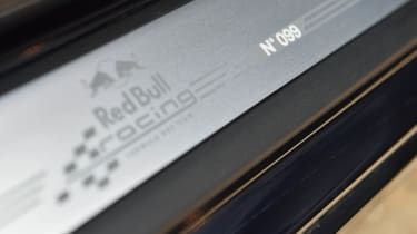 Renault Megane Red Bull RB8 Racing sill