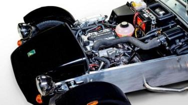 New Caterham Seven goes Suzuki turbo