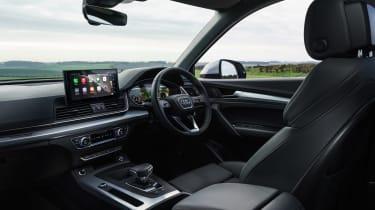 Audi Q5 2021 – cabin