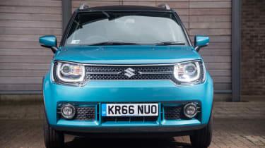Suzuki Ignis front static