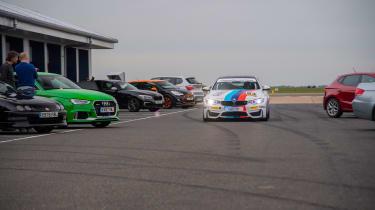 Bedford Autodrome 11/05/2018