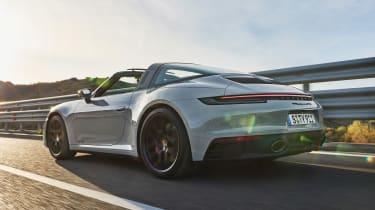 Porsche 911 GTS 992 Targa