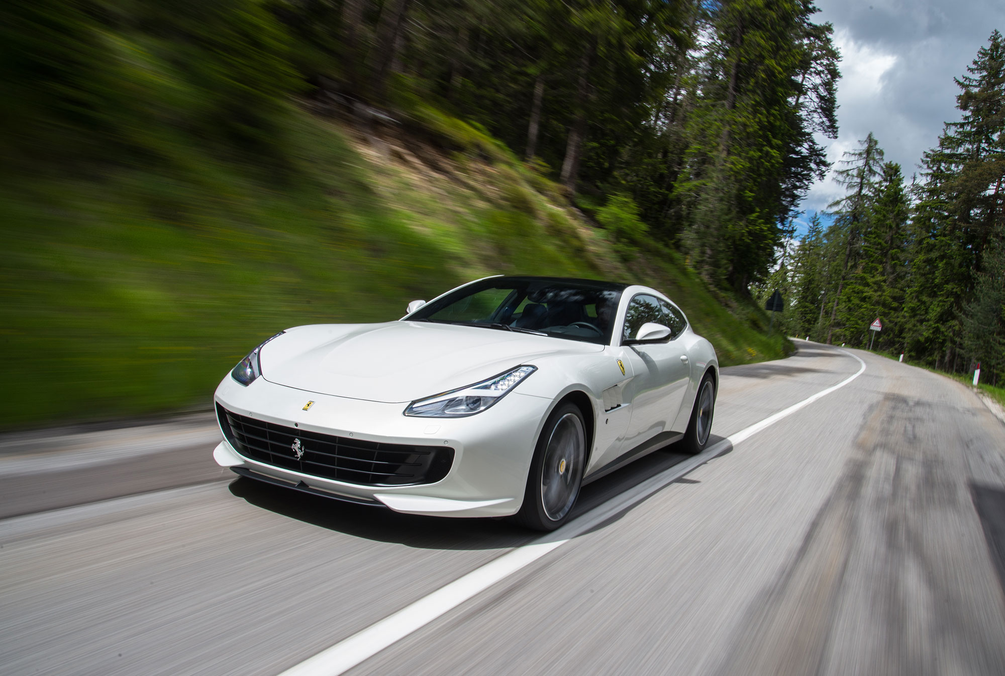 Ferrari Gtc4lusso Review The Ultimate In Practicality And Performance Evo