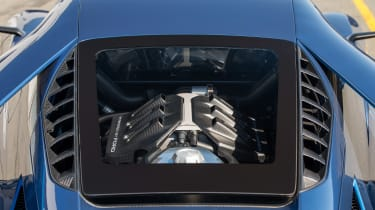 Road-legal supercars – Ford GT engine